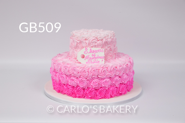 specialty birthday cakes photo gallery ; GB509