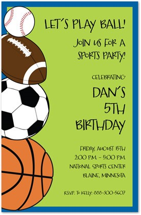 sports birthday party invitation template ; Marvelous-Sports-Themed-Birthday-Invitations-To-Create-Your-Own-Birthday-Invitation-Templates