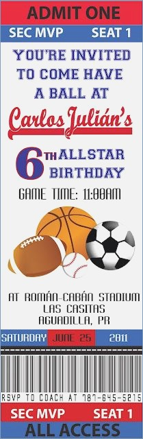 sports birthday party invitation template ; free-printable-sports-birthday-party-invitations-templates-of-sport-invitation-template-free-1