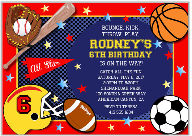 sports birthday party invitation template ; sports-birthday-invitations-for-the-invitations-design-of-your-inspiration-Birthday-Invitation-Templates-party-13