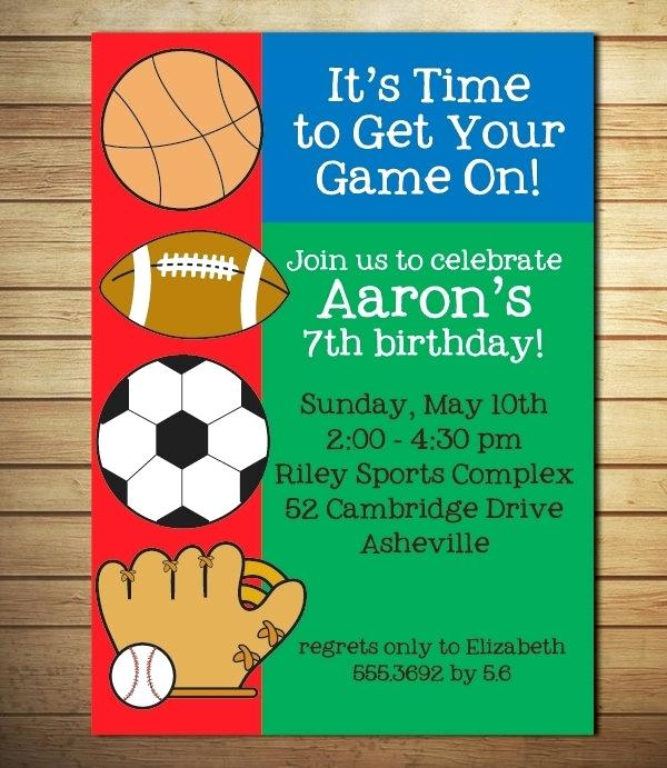 sports birthday party invitation template ; sports-themed-birthday-invitations-cool-free-template-sports-themed-birthday-party-invitations-sports-themed-birthday-invitation-templates