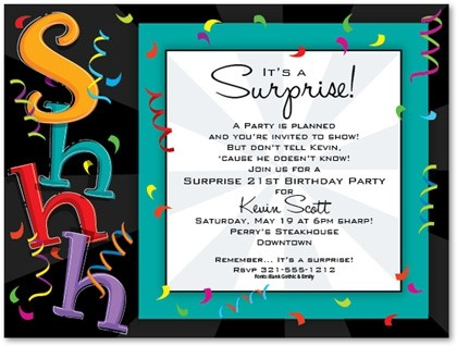 surprise birthday party invitation cards ; Excellent-Surprise-Birthday-Invitation-Wording-To-Design-Birthday-Invitation-Wording