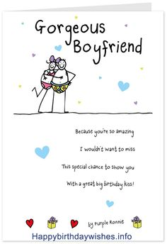 sweet birthday card messages for boyfriend ; 2323be3fd6ee714c71633fd8c9ad8593--birthday-wishes-for-boyfriend-birthday-wishes-cards