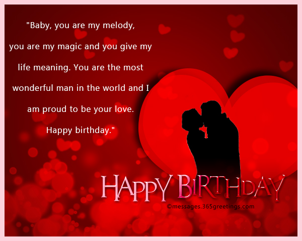 sweet birthday card messages for boyfriend ; romantic-birthday-card-message-romantic-birthday-wishes-365greetings-ideas