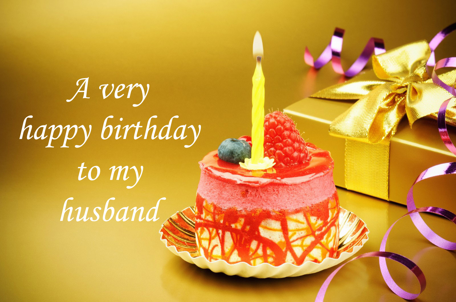 sweet birthday message for husband ; a-very-happy-birthday-to-my-husband