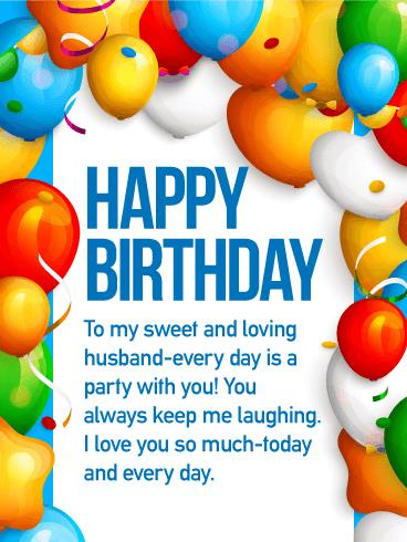 sweet birthday message for husband ; b_day_fhb25
