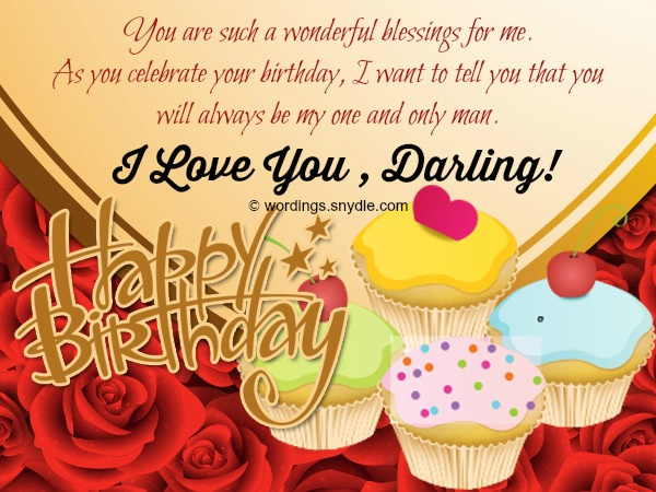 sweet happy birthday message for husband ; birthday-cards-for-husband