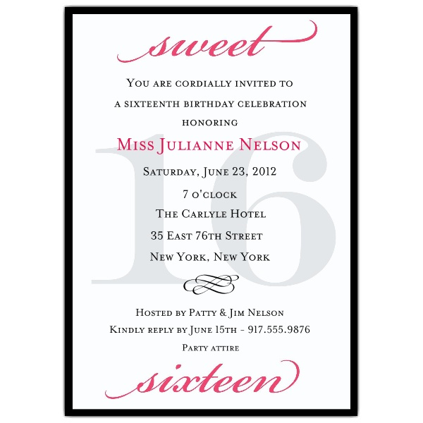 sweet sixteen birthday invitation cards ; sweet-16-birthday-invitations-with-outstanding-ornaments-of-beautiful-Birthday-Invitation-Cards-invitation-card-design-11