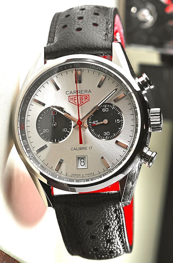 tag heuer 80th birthday watch for sale ; 6830436144_c0581a0414_b