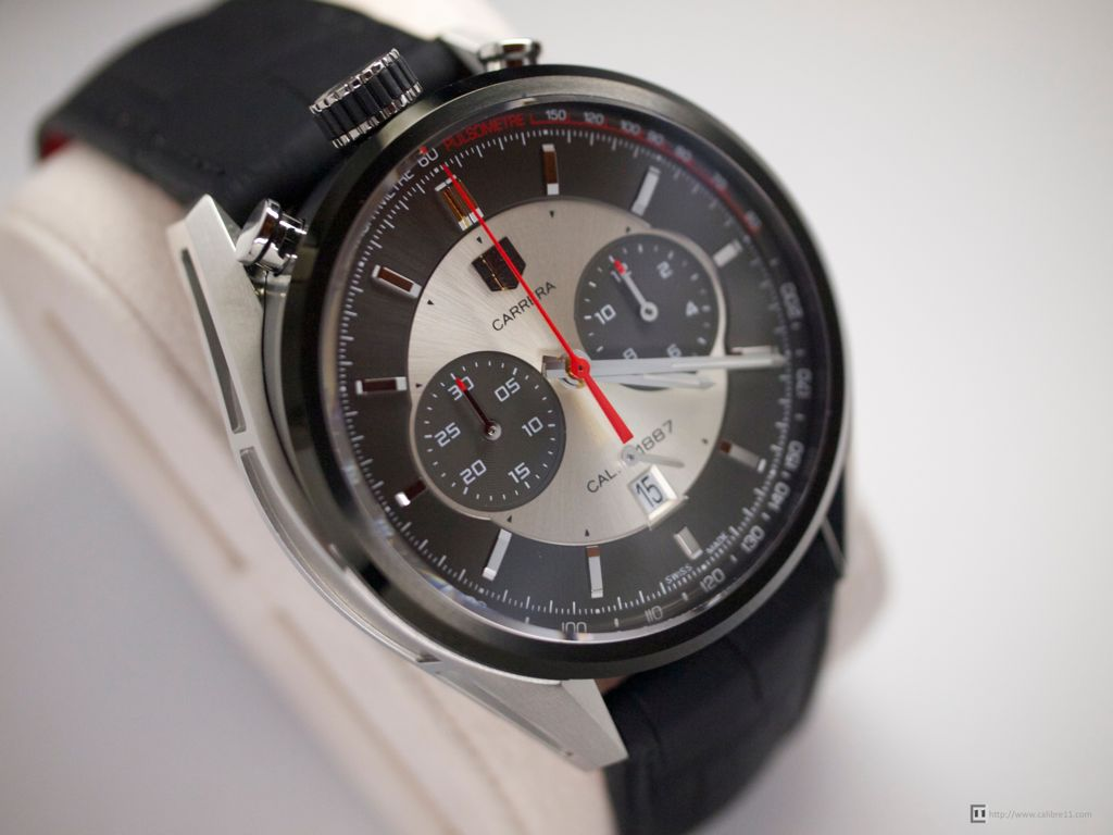 tag heuer 80th birthday watch for sale ; Carrera-5032