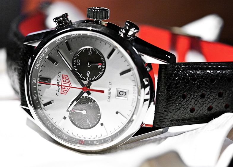 tag heuer 80th birthday watch for sale ; CarreraLTD-4