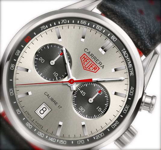 tag heuer 80th birthday watch for sale ; Carrera_CV2119