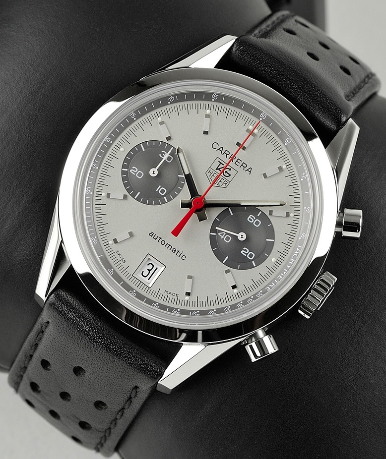 tag heuer 80th birthday watch for sale ; D3A3669