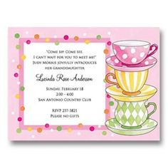 tea party birthday invitation template ; f576c16633dca4784305742ba774e704--tea-party-invitations-bridal-shower-invitations