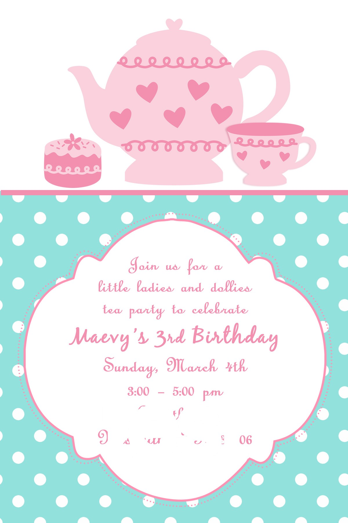 tea party birthday invitation template ; invitation-templates-for-tea-party-valid-tea-party-birthday-invitations-of-invitation-templates-for-tea-party