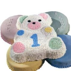 teddy bear birthday cake template ; 225c4482963dd42ff12687e35002cb4d--baby-first-birthday-cake-birthday-candy