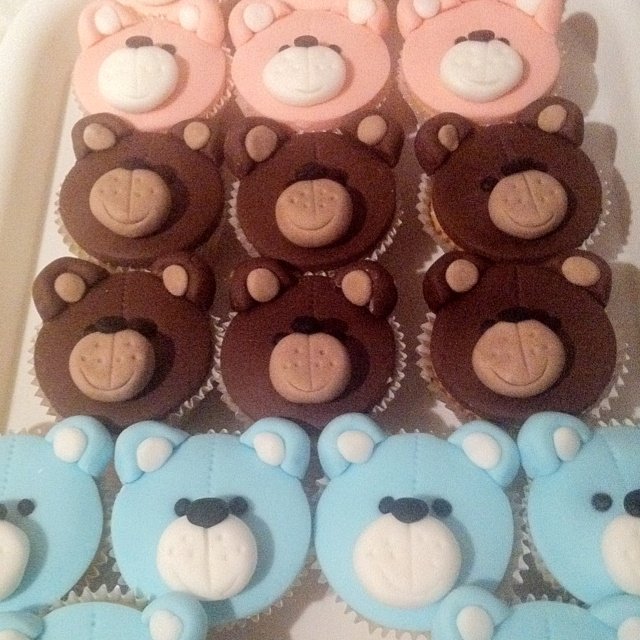 teddy bear birthday cake template ; 5a053aa793e966e726d5525eaee783b5--teddy-bear-cupcakes-cupcakes-decorados