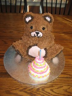 teddy bear birthday cake template ; 95e135a34eb394c4d101bff10a6cd4ba--teddy-bear-cakes-teddy-bears