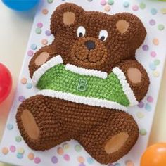 teddy bear birthday cake template ; ff1e0e7107d8f14ab715cd62fb2d1618--teddy-bear-cakes-teddy-bears