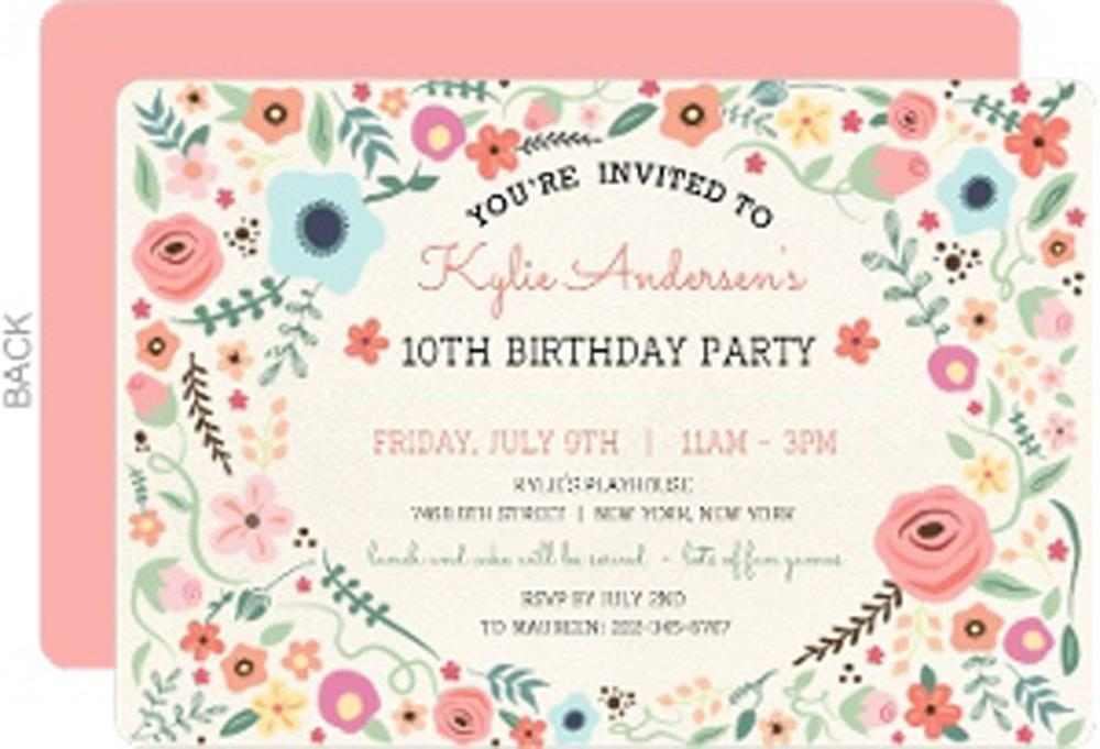 teenage birthday invitation templates ; teen-birthday-invitations-for-the-invitations-design-of-your-inspiration-Bridal-Shower-Invitation-Templates-party-5