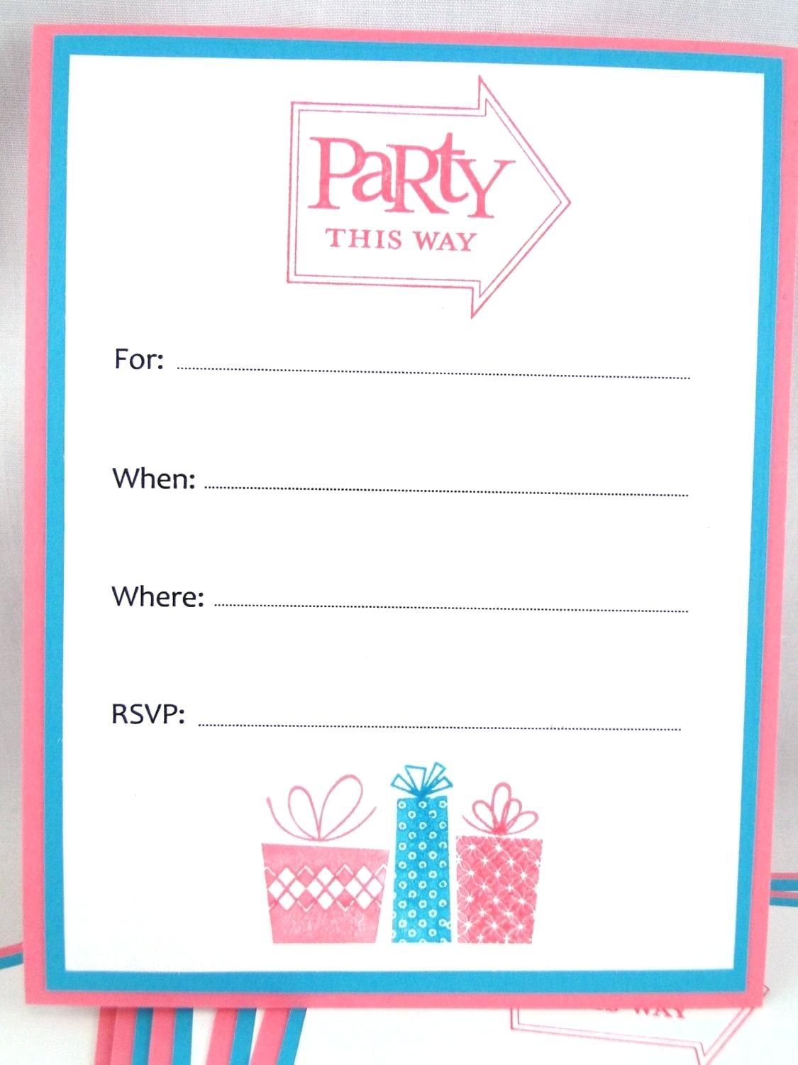 teenage birthday invitation templates ; teenage-birthday-party-invitation-template-blank-affordable-templates
