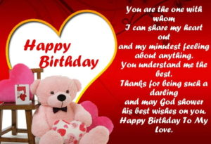 text message for girlfriend birthday ; birthday-wishes-for-lovers-min-300x205