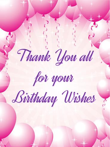 thank you for greeting my birthday quotes ; thankyou48-762a9f00d85f6d45e5242397fae72729