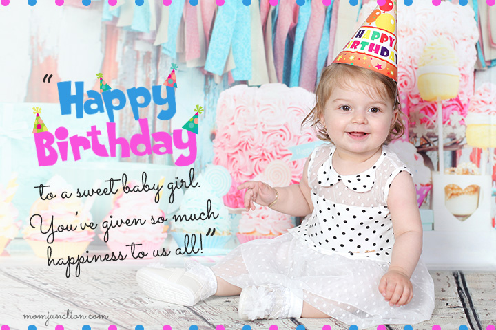 thank you message for attending 1st birthday ; 1st-Birthday-Wishes-For-Daughter3