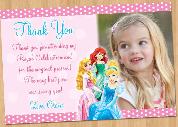 thank you message for attending 1st birthday ; Birthday-Party-Thank-You-Card2