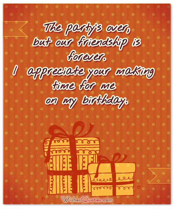 thank you message for birthday celebrant ; thank-you-message-for-birthday-party