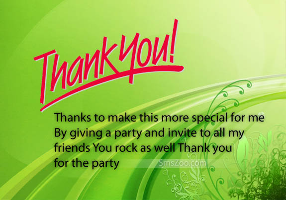 thank you message for birthday celebrant ; thank-you-messages-for-birthday-party