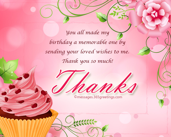thank you message for birthday well wishers ; Thank-you-message-for-birthday-wishes-on-facebook