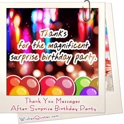 thank you message to friends for surprise birthday party ; Surprise-Birthday-Party