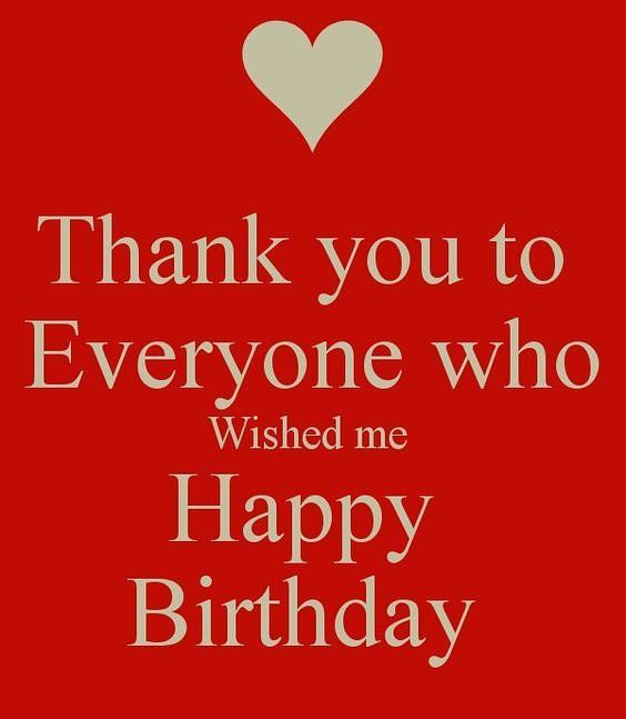 thanks to all for birthday wish ; 6b98600567c0f10a4caf4121c006c056