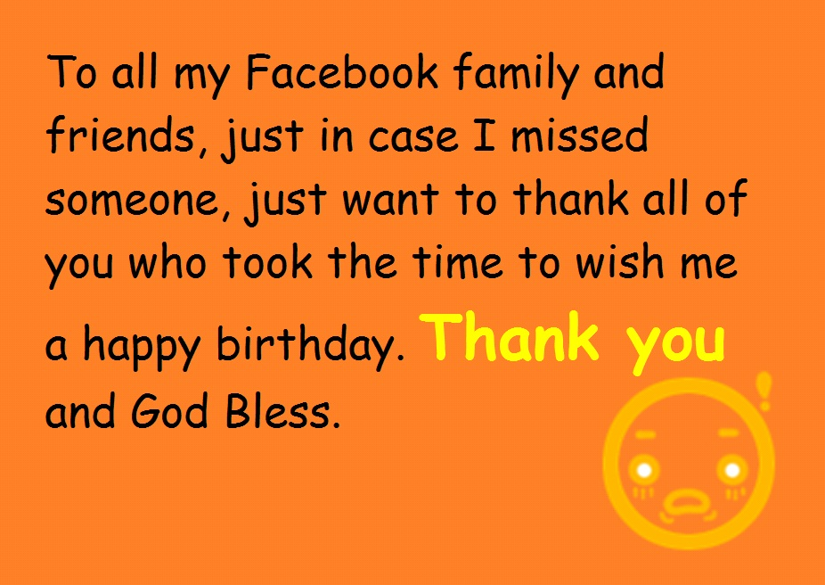 thanks to all for birthday wish ; thank-you-birthday-funny-quotes-8h5