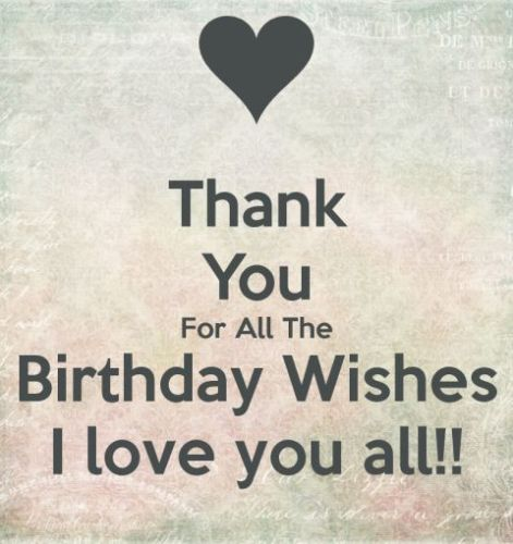 thanks to all for birthday wish ; thanks-for-birthday-wishes