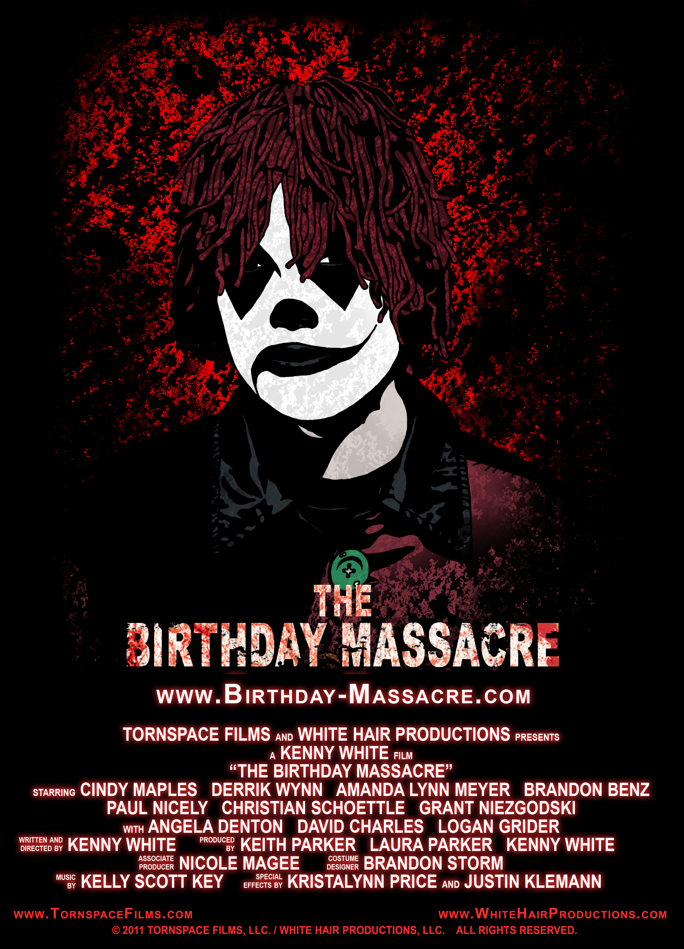 the birthday massacre poster ; tbmposter1