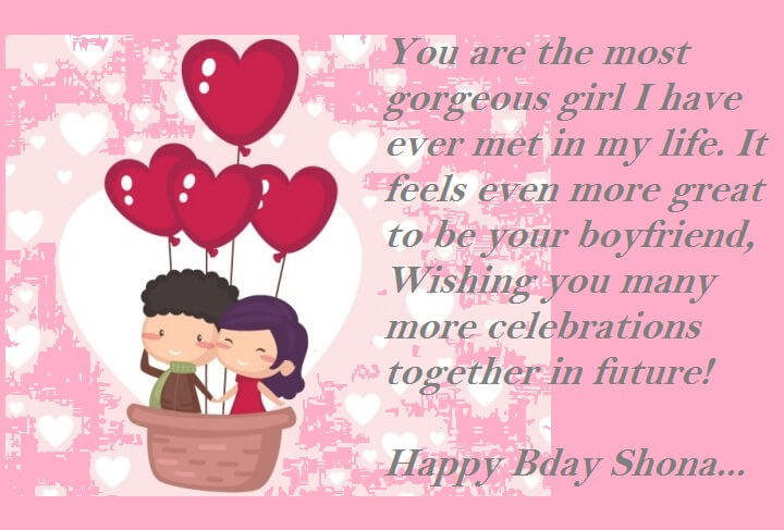 the most romantic birthday message ; Birthday-Cute-Wishes-For-My-Shona