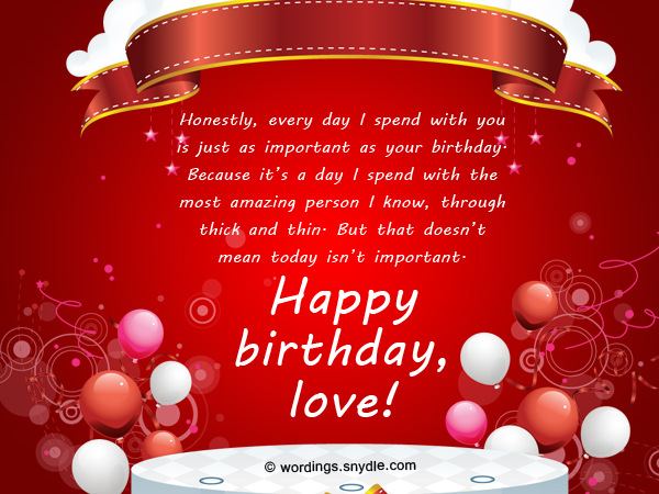 the most romantic birthday message ; romantic-birthday-wishes-for-wife