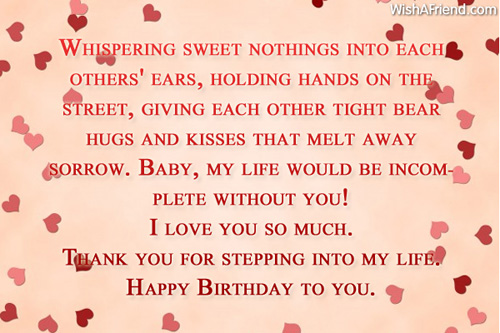 the sweetest birthday message ; 685-birthday-wishes-for-boyfriend
