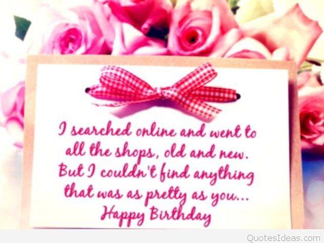 the sweetest birthday message ; Sweet-birthday-wishes-for-girlfriend-message-to-her-640x480