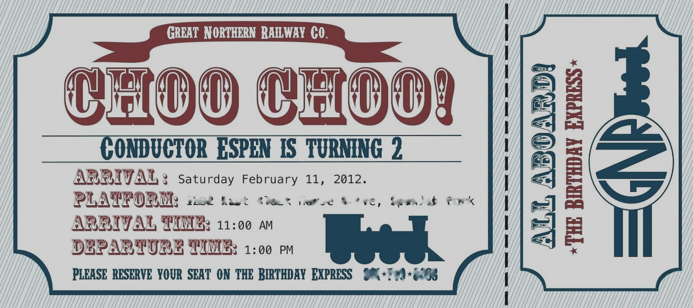 ticket birthday invitation template ; beautiful-of-train-ticket-birthday-invitations-template-invitation-by-party