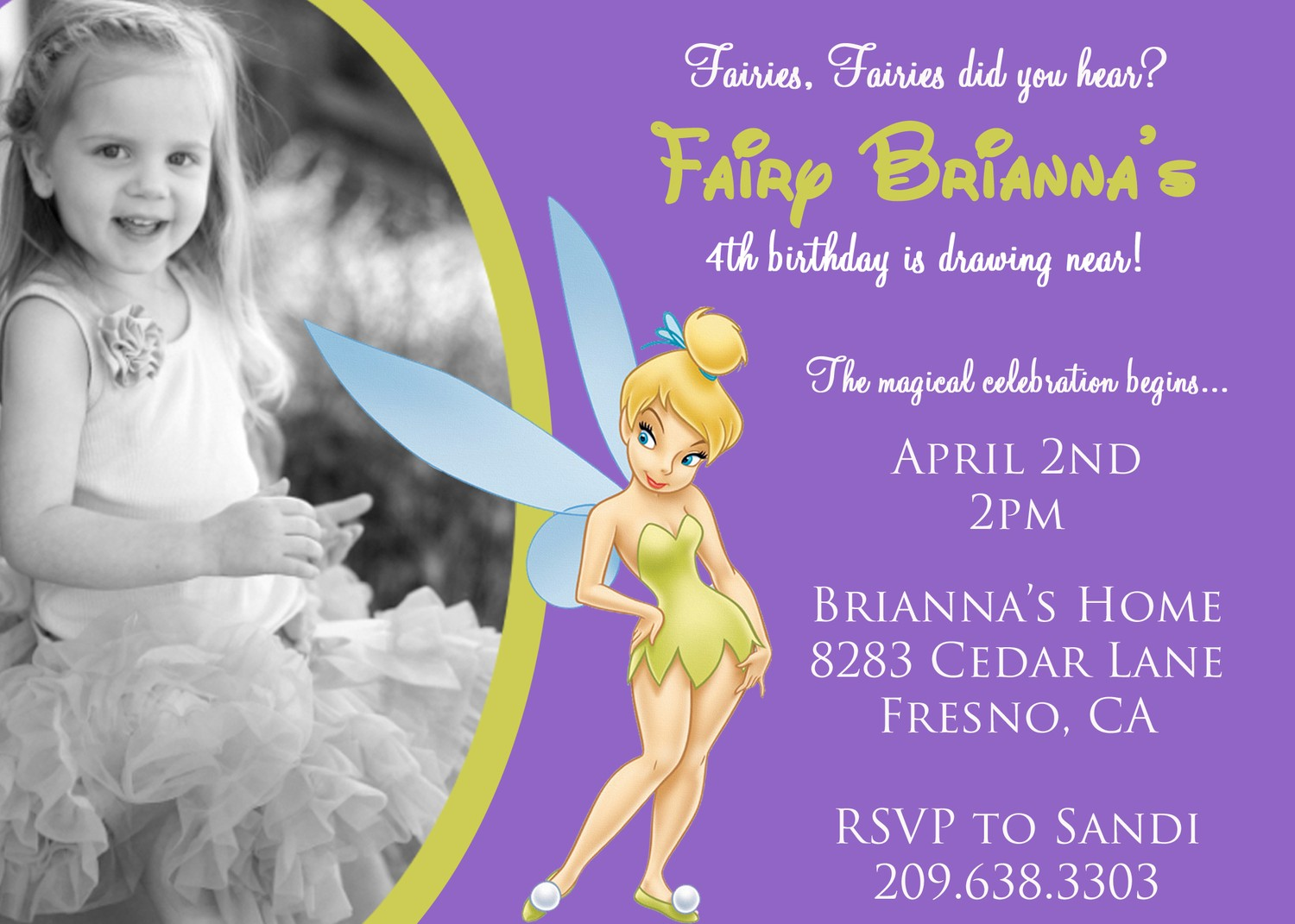 tinkerbell birthday invitation ideas ; Tinkerbell-birthday-invitations-combined-with-your-creativity-will-make-this-looks-awesome-1