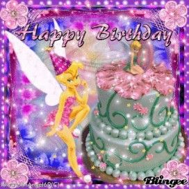 tinkerbell happy birthday images ; 1a928f869050885bb337977c1a507aa0
