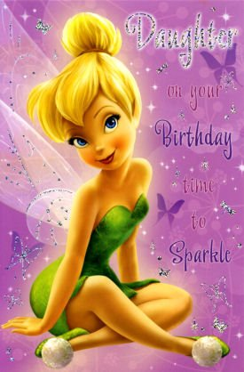 tinkerbell happy birthday images ; 41I%252Bks-ybiL