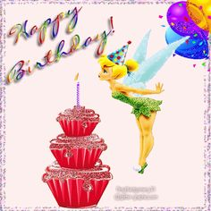 tinkerbell happy birthday images ; c29f1c5bba7c8351f0e3a1d4ba7f0397--birthday-greetings-birthday-wishes