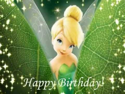 tinkerbell happy birthday images ; hqdefault