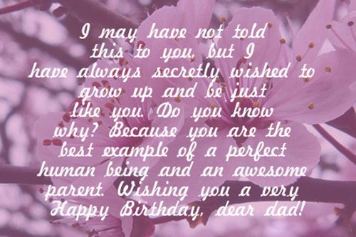 touching birthday message ; 13720e81474aa8611a066c74a4d8b059