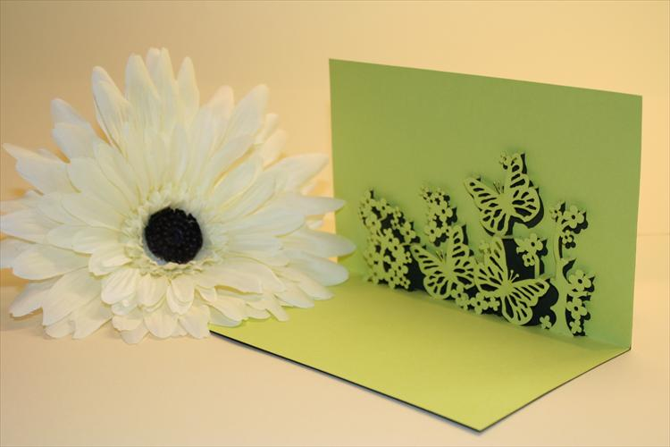 unique birthday cards ; QN011GInside
