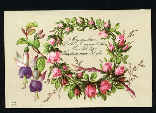 victorian birthday card images ; victorian-birthday-cards-elegant-small-victorian-birthday-card-fuchsia-roses-of-victorian-birthday-cards